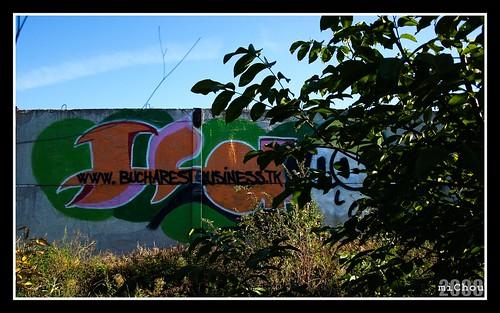 Grafitti feroviar