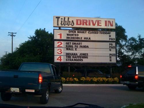 Tibbs Drive-In