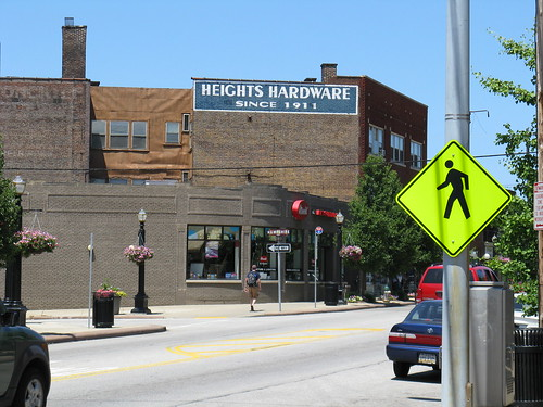 Heights Hardware on Coventry Road