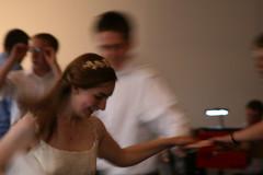 Pippa dancing