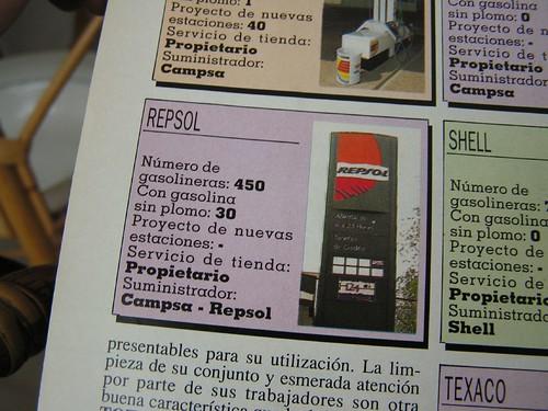 Gasolineras 90
