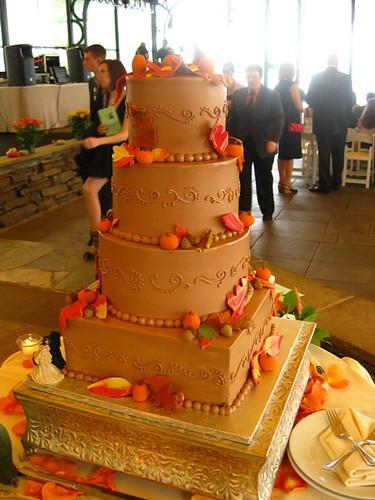 Katie's Wedding Cake 2