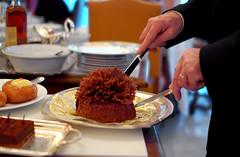 8th Course: Delices et Gourmandises