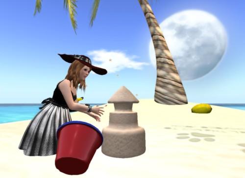 beach @ Sweet Mermaid