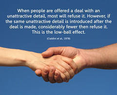 low-ball effect