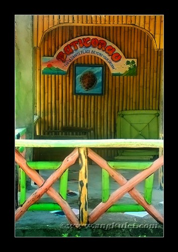 Main House, Baticorao Island, Garchitorena, Camarines Sur