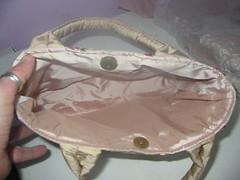 emma's bag inside
