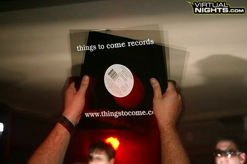 Things to Come Records by thingstocomerecords.