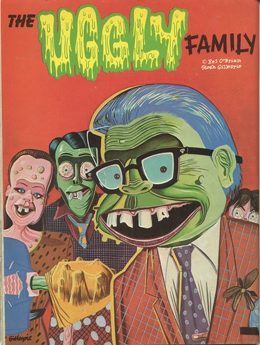 Cracked Uggly Family