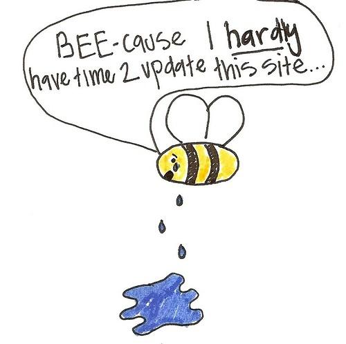 Sad Bee 2