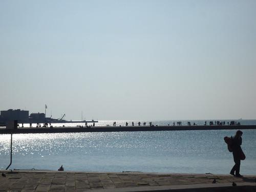 Muelle de Trieste