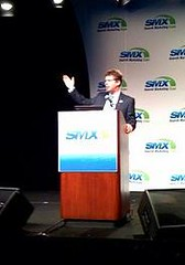 Danny Sullivan keynote at SMX West 2008