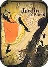 The Performance of Jane Avril, 1890/ Henri de Toulouse-Lautrec.