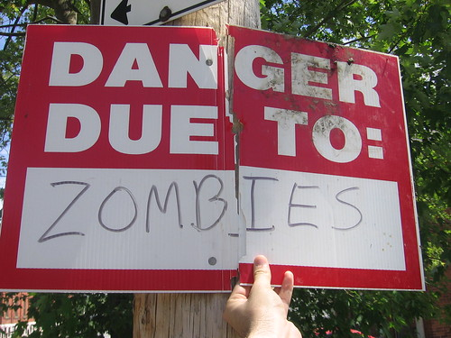 Danger Zombies