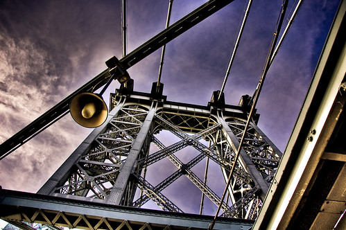 Sky Above The Bridge