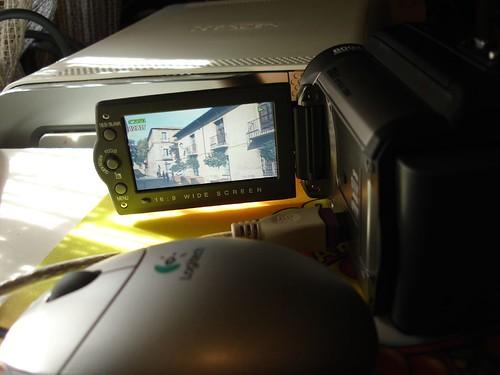 Capturando video