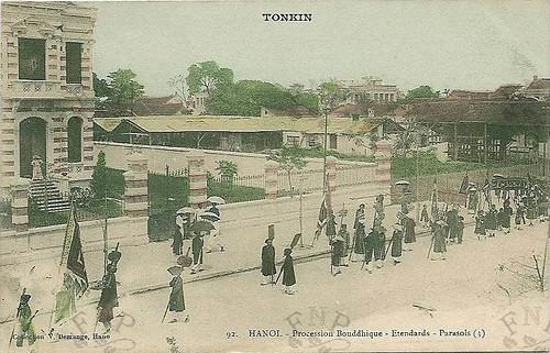 Bouddhique Procession 02