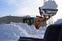 Spokane Snowfall