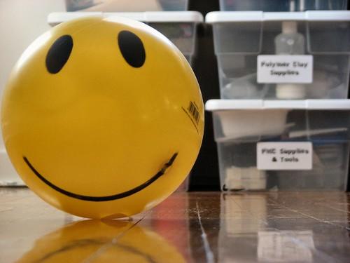 Yellow Week : Smile