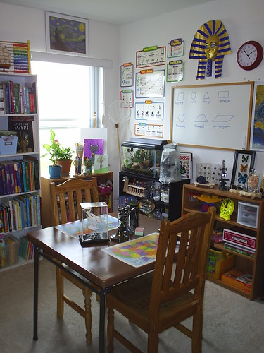 Homeschool Learning Room by ileanlopez9.