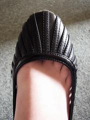 Toe cleavage