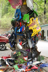 Tree of Shame at Deals Gap