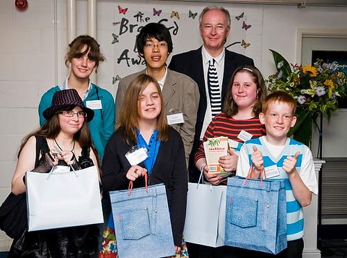 Winning children with Philip Pullman