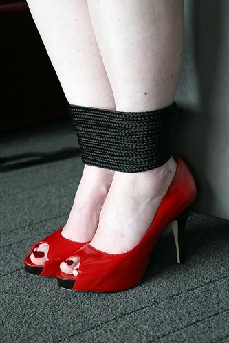 legs bound