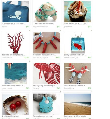 By the Beach Treasury