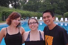 Lisa, Kim and Jay