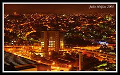 Foto Noturna Edificio Tim - São Paulo - Brasil