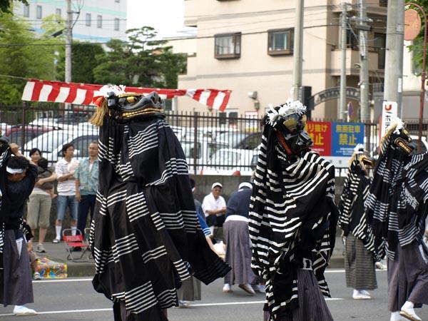 2008年 八戸三社大祭 お通り 12