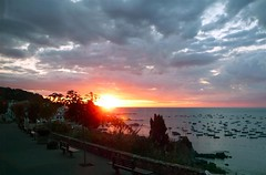 Sunrise in Calella