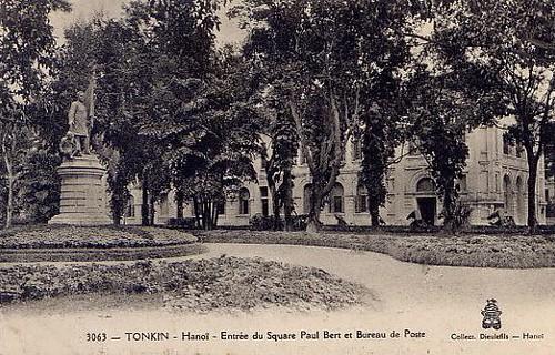 Paul Bert Square