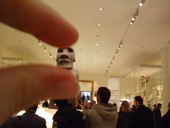 Easter Island Head in Crush Shocker!