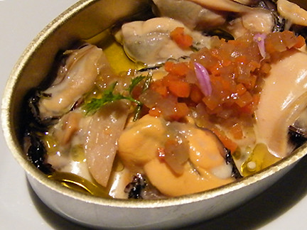 Mussels Escabeche, MyLastBite.com