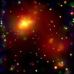 Abell 2125: Chandra Catches Early Phase of Cos...