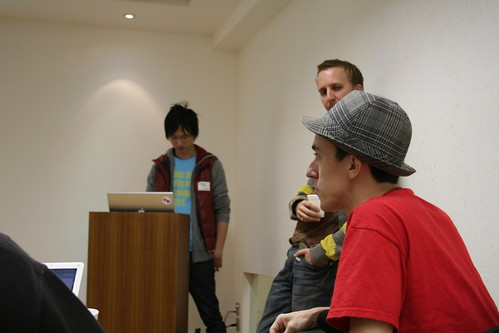 HKDUG talk (by caphun)