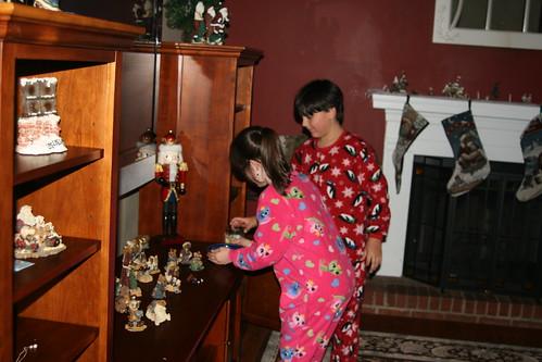 Cookies and Eggnog for Santa