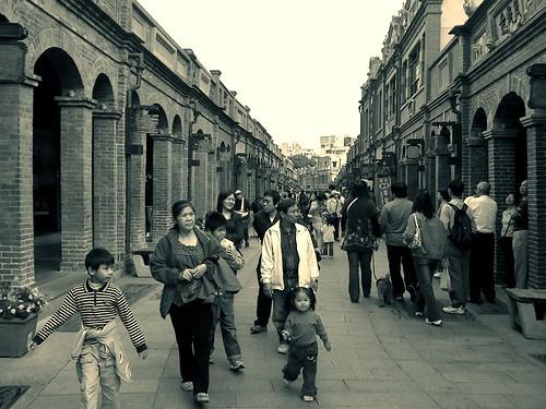 三峽老街 by iPhone
