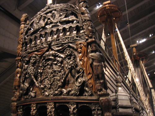 Vasa close up