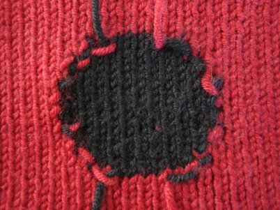 Two Sided Reversible Intarsia Knitting In Mind