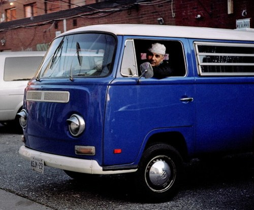 Old School VW Van