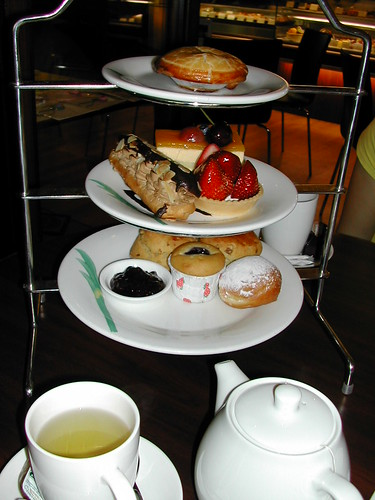 High Tea @ The Lobby Cafe (2)