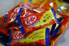 KitKat �ャラメルプリン