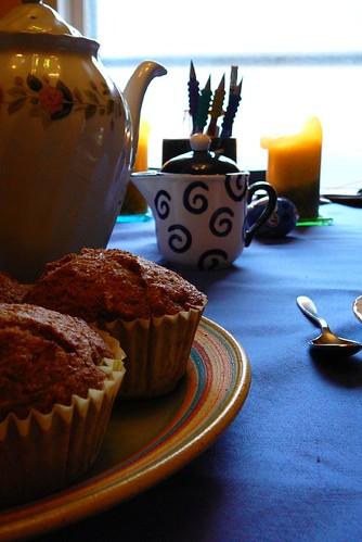 Brainy Muffins