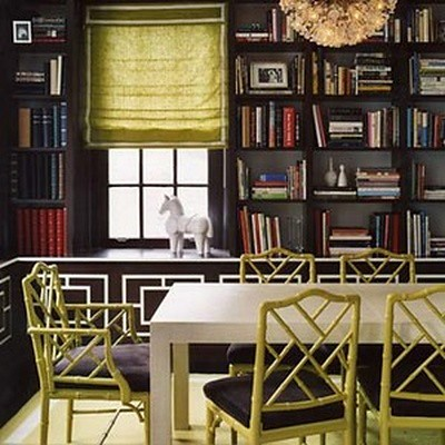 the estate of things chooses domino dining room