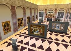 Dresden Gallery - The German Room