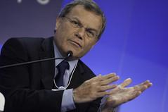 Sir Martin Sorrell - World Economic Forum on E...