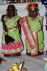 Marapachi Dolls all dressed up